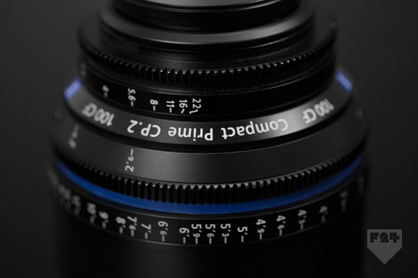 Zeiss Cp2 100mm T2.1